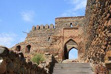 Free The Gori Fortress In Gori City &x28;Georgia&x29; Stock Images - 35627204