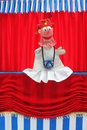 Free Clown On Stage Royalty Free Stock Images - 35632759