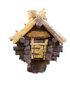 Free Hut Of The Fantastic Character Stock Photo - 35633790