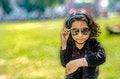 Free Portrait Of Happy Girl Child Stock Photo - 35634310