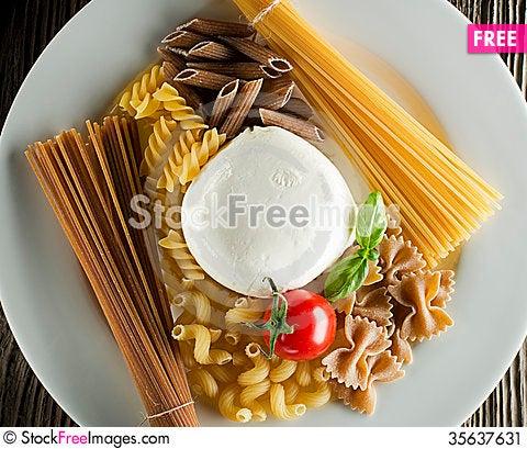Free Pasta Stock Image - 35637631