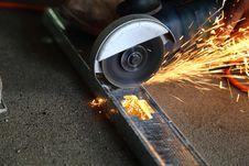 Free Cutting Metal Royalty Free Stock Photo - 35631435