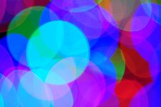 Free Blurred Lights Wallpaper Royalty Free Stock Image - 35633106