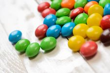 Free Candy Balls Stock Photo - 35637980