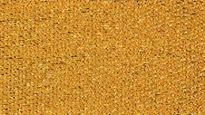 Free Golden Fabric Texture Stock Image - 35639551