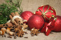 Free Christmas Background Stock Photography - 35646852