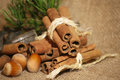 Free Christmas Spices Background Stock Image - 35646911