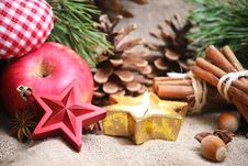 Free Cristmas Background Royalty Free Stock Photos - 35643608