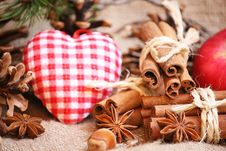 Free Cristmas Background Royalty Free Stock Images - 35643659