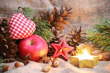 Free Cristmas Background Stock Photos - 35643683