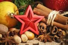 Free Christmas Star Stock Images - 35646814