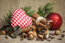Free Christmas Background Stock Photo - 35646930