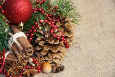 Free Christmas Royalty Free Stock Photography - 35650317