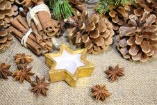 Free Christmas Royalty Free Stock Photography - 35650387