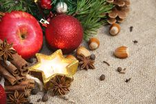 Free Christmas Stock Photography - 35650502