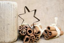 Free Christmas Star Stock Photo - 35652920
