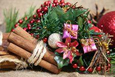 Free Christmas Decoration Stock Images - 35653044