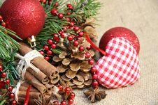 Free Christmas Decoration Stock Photos - 35653083