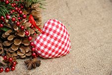 Free Christmas Decoration Stock Photos - 35653103