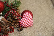 Free Christmas Decoration Stock Photo - 35653110