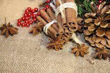 Free Christmas Decoration Stock Photo - 35653130