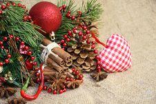 Free Christmas Decoration Stock Photos - 35653143