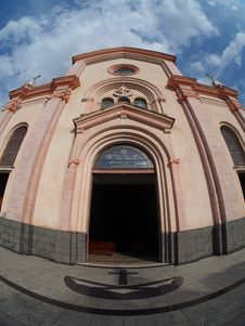 Free Capuchin Church Royalty Free Stock Photo - 35653165