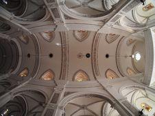 Free Church Interior Stock Image - 35653211