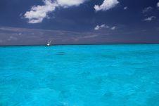 Free Tropical Sea Royalty Free Stock Photo - 35653395