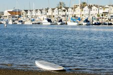 Free Surfboard Royalty Free Stock Photography - 35655557