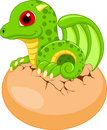 Free Cute Babies Dragon Stock Images - 35666784