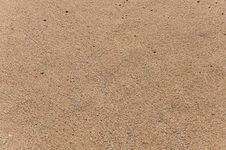 Free Sand Background Stock Photo - 35668220