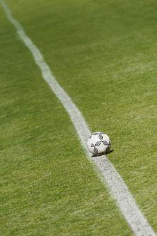 Free Football Royalty Free Stock Image - 35670436