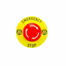 Free Red Emergency Button Switch Royalty Free Stock Photo - 35672485