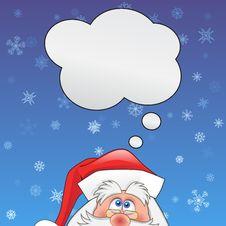 Free Santa Stock Image - 35673451