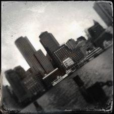 Free Boston Downtown Royalty Free Stock Photography - 35674187