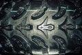 Free Car Winter Tires Stock Photos - 35686723
