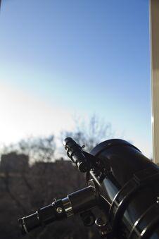 Free Telescope Stock Image - 35681591