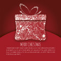 Free Abstract Christmas Package Stock Image - 35691231