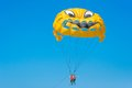 Free Parachute Royalty Free Stock Photo - 35695075
