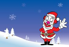 Free Santa Bozo Royalty Free Stock Photography - 35696207