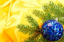Free Christmas Background Royalty Free Stock Photography - 35697257
