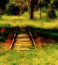 Free Abandon Railway Stock Images - 3574734