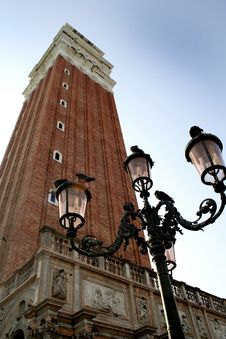 Free St Mark S Campanile Stock Photography - 3570632