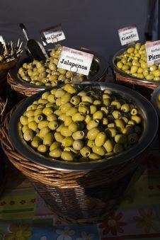 Free Olives Royalty Free Stock Image - 3571116