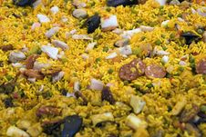 Free Paella Royalty Free Stock Photography - 3571497