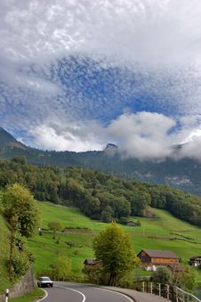 Free Alpine Meadow Stock Photos - 3571703