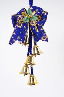 Free Christmas Bell Stock Image - 3573461