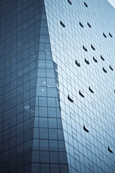 Free Skyscraper Window Detail Stock Image - 3577511