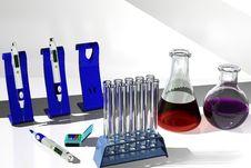 Free Laboratory Research Stock Photo - 3577530